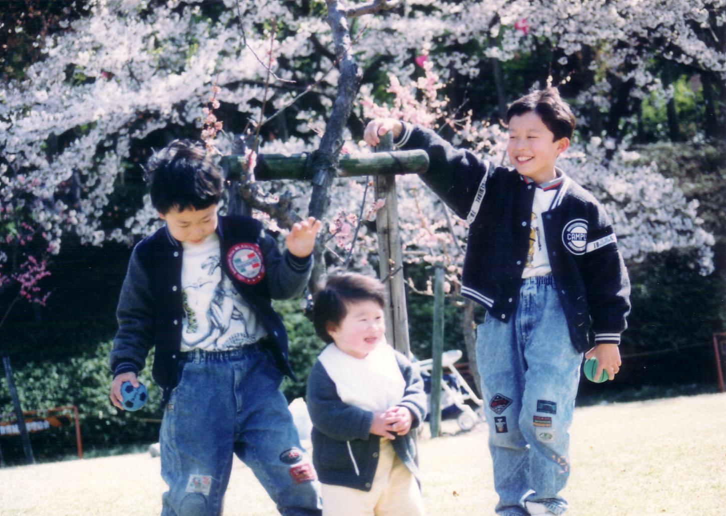3兄弟の兄(菊之進)