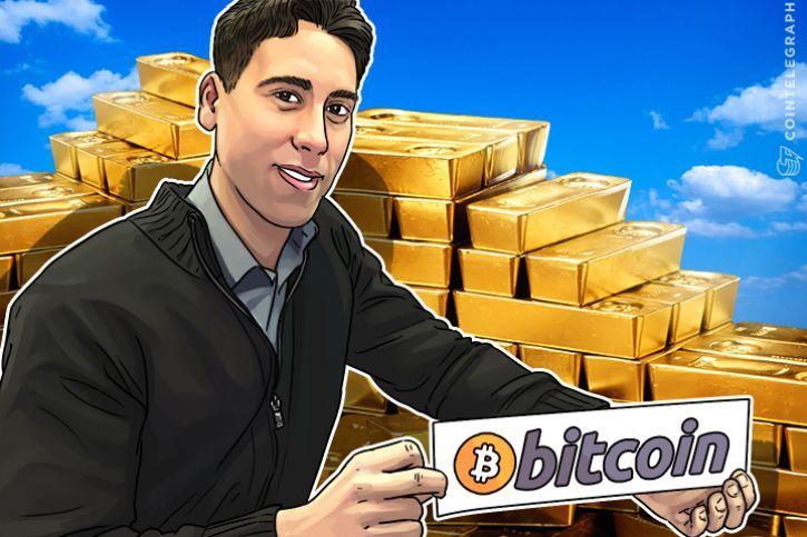 ビットコインはデジタルゴールド