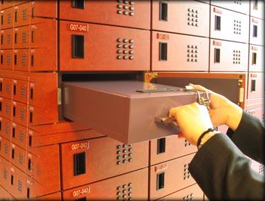マイニング作業の大詰め(金庫に強力な鍵を設定する)